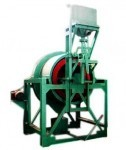Crusher disk centrifugal