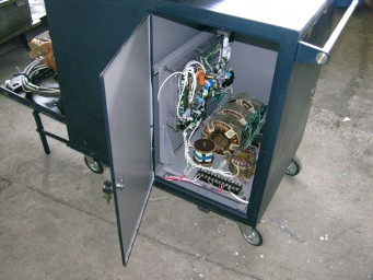 Электропривод виброустановки