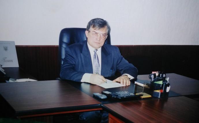 Генеральный директор, почетный президент НПО МИНЭТЭК