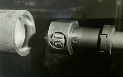 Раскатка внутренних поверхностей на токарном станке