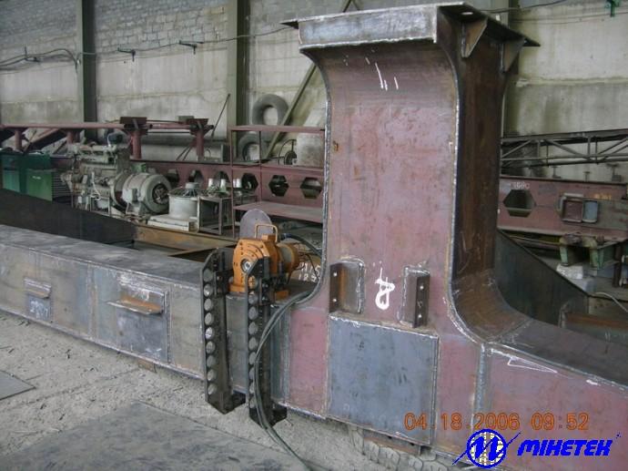 Виброобработка металлоконструкциии