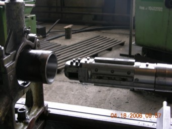 Rolling cylindrical surfaces
