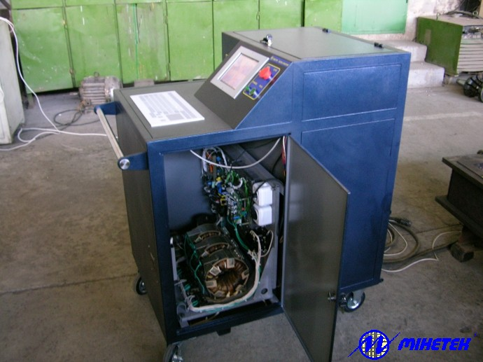Виброустановка электропривод