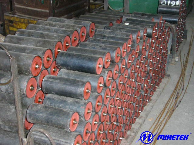 Ролики конвейерные для Монголии