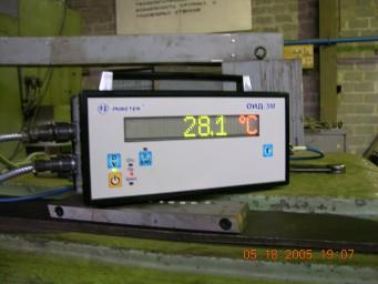 Обкатной измеритель диаметров ОИД-3М
