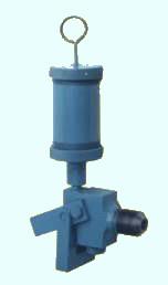 Гидравлический съемник зубчатых колес тяговых двигателей локомотивов