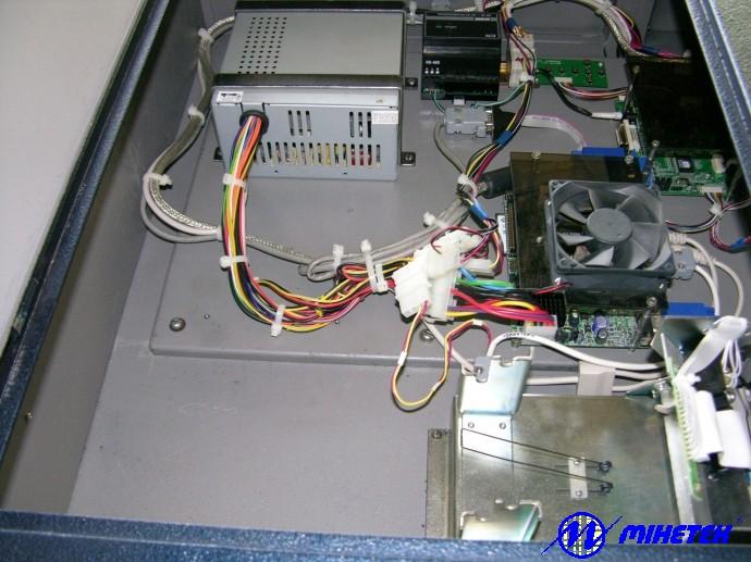 Компьютер виброустановки