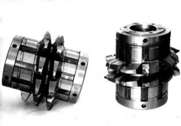 Technology of processing coarse modular hardened gears with carbide-tipped worm cutters.