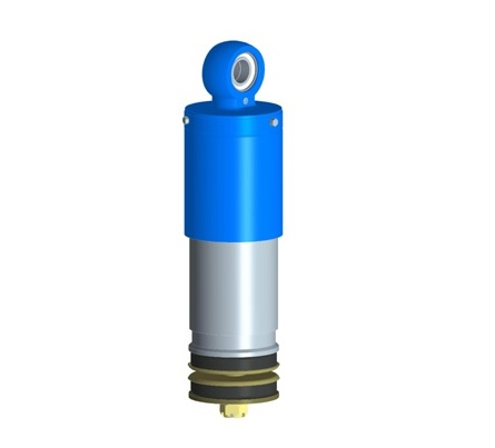 Vibration damper hydraulic analog mod.678