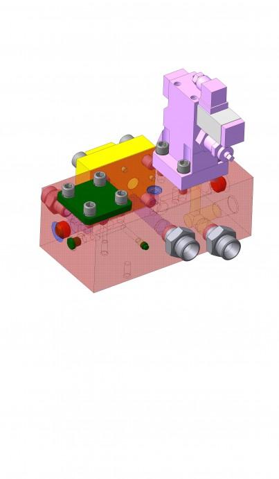 "Block hydraulic development ""MINETEK"" ltd"